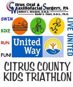Citrus Kids Triathlon Logo